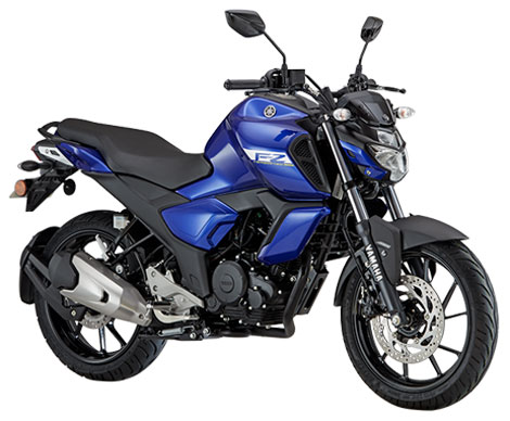 Yamaha FZ bike