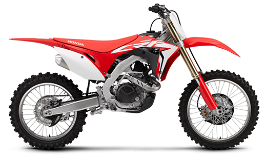 New CRF450R, CRF450RX From Honda Motorcycles.