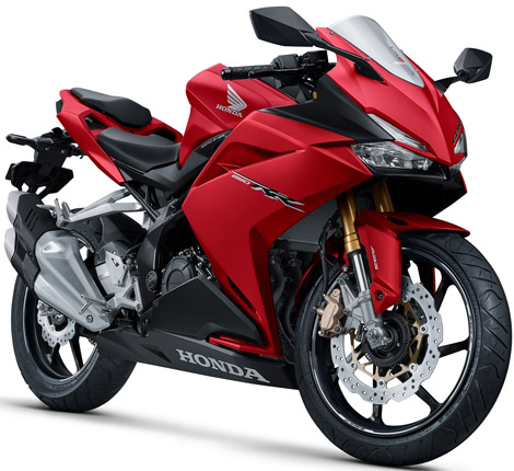 Honda Announces CBR 250 RR Sports.